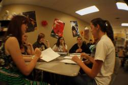 Workshopping 100 Word Stories