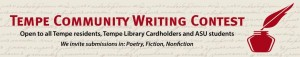 tempe writing contest