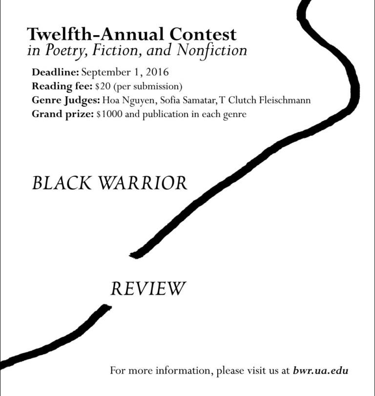 BWR 2016 contest ad