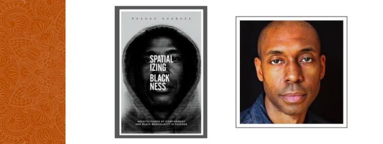 Author + Talk- Dr. Rashad Shabazz