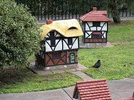 model tudor village
