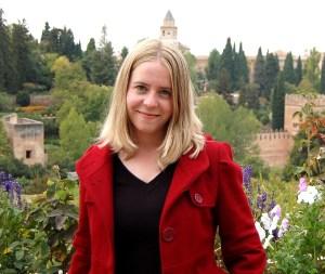 Joy Lanzendorfer bio picture