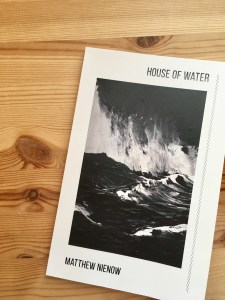Picture of the book House of Water by Matthew Nienow