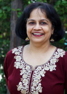 Sudha Balagopal bio photo
