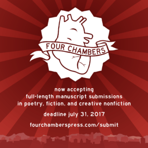 Four Chambers call for manuscripts
