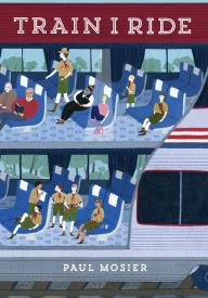 The Train I Ride book cover