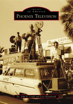Photo of book cover of Images of American: Phoenix Television