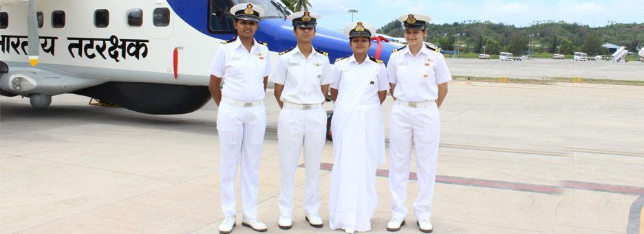 Indian Coast Guard Recruiting Navik (GD) Job Posts 2017