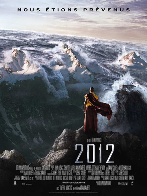 La Fin Du Monde 2012 : monde, Vagues, Métro, Annoncer, Monde..., Prevention