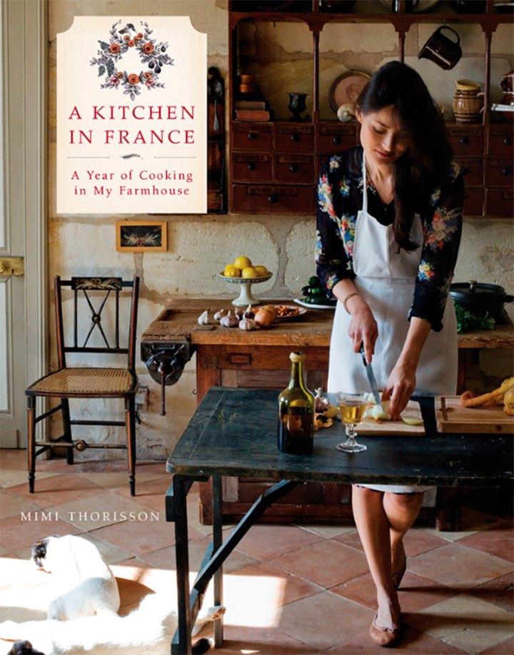 Cookbooks-France