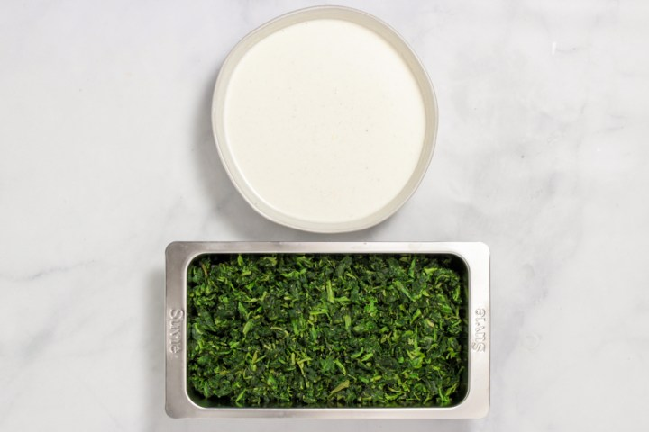 Creamed Spinach and Kale-815