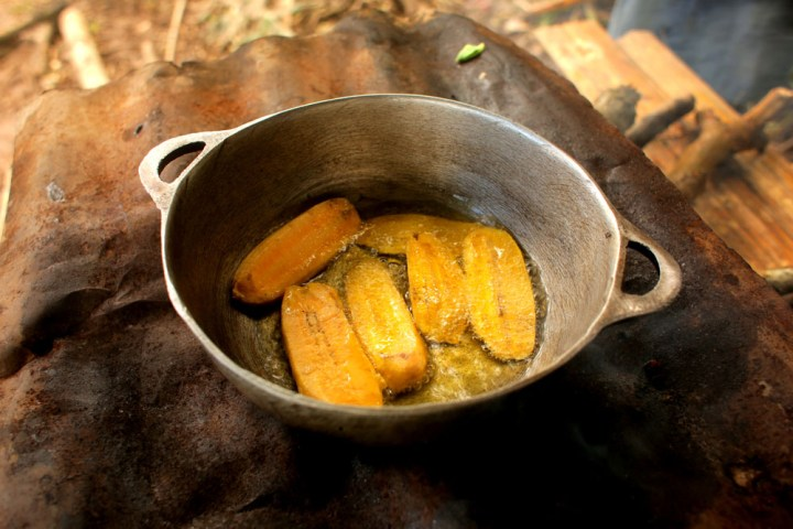 Plantains-fried