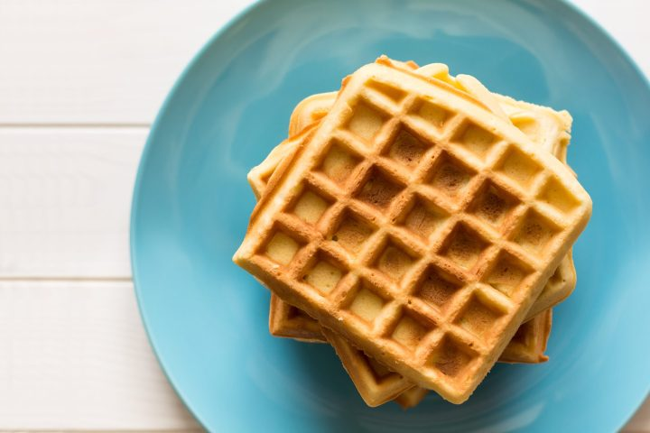 Thanksgiving-leftover-waffles