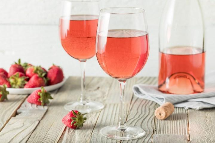 Wine-bbq-rose