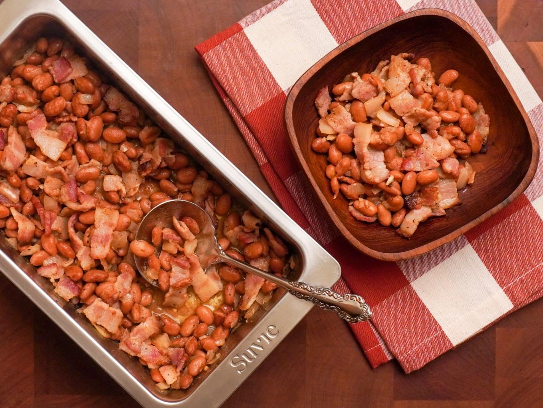 Texas pinto beans
