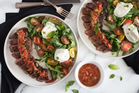 Calabrian Steak