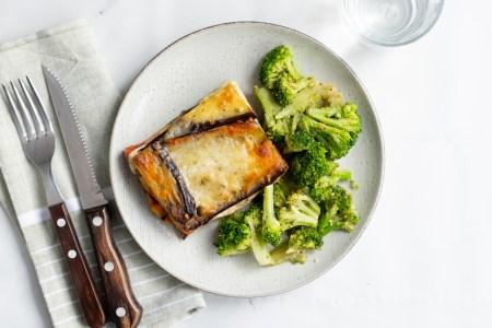 Keto Friendly, Vegetable Lasagna
