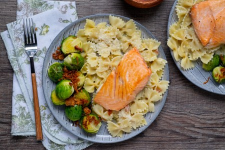 Protein Plus salmon Guide