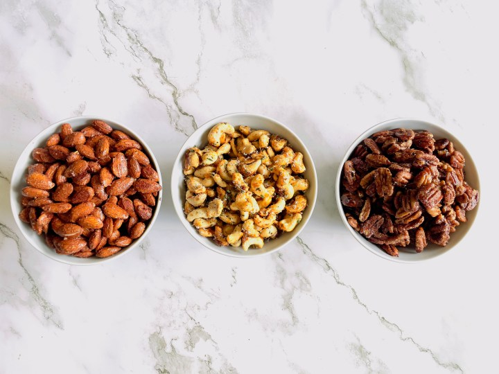 How to Candy Nuts