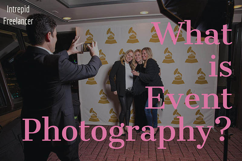 What is event photography