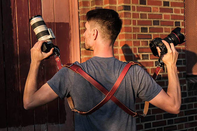 Holdfast Gear Camera Strap