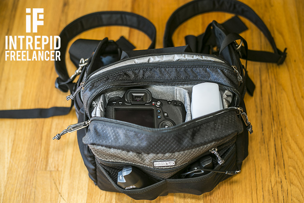 Think Tank Change Up Belt Pack product review