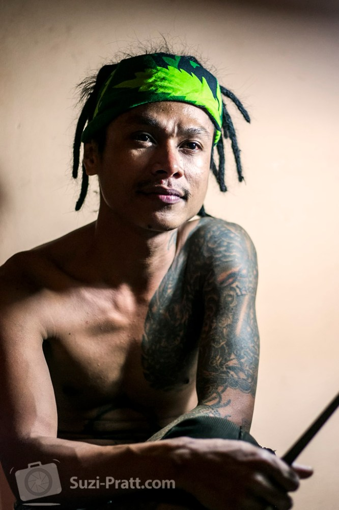 Ko Lanta Thailand Photography Bamboo tattoo