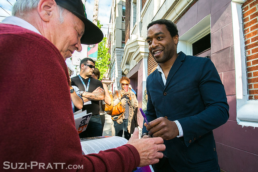 Chiwetel Ejiofor Seattle International Film Festival