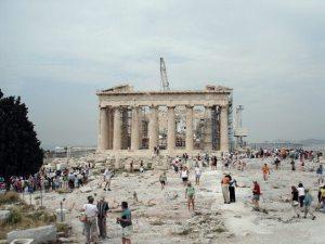Athenian Acropolis, Athens, Greece