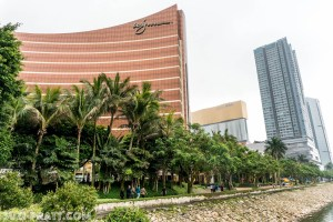 Wynn Macau travel photography