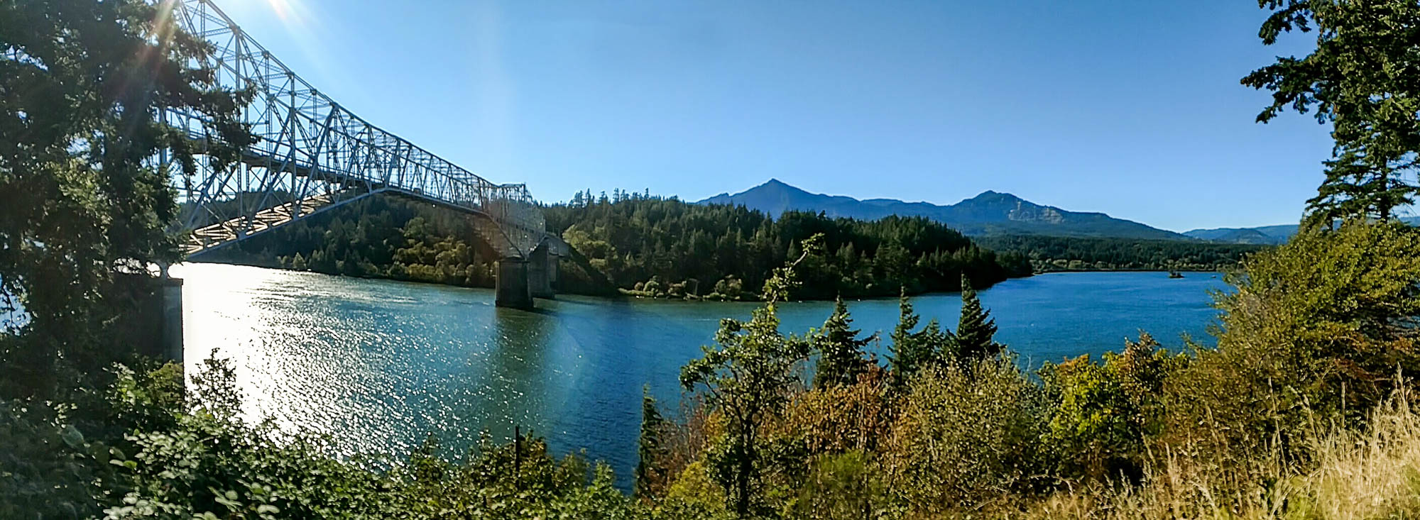 Cascade Locks Bridge of the Gods Oregon