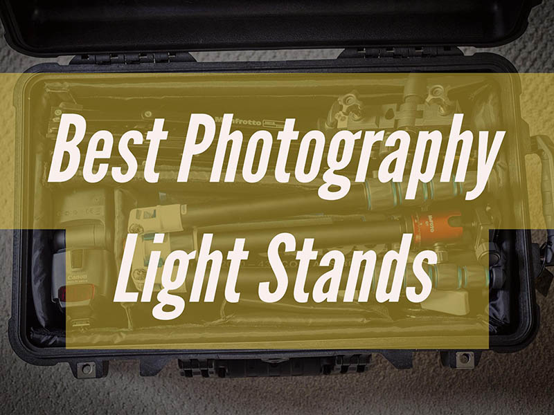 Best Photography Lighting Stands