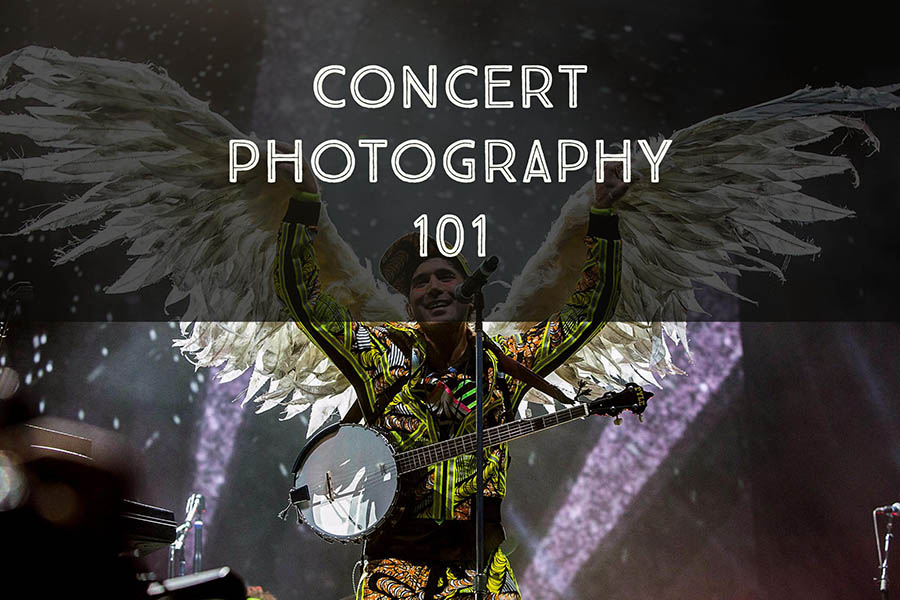 Concert photography 101
