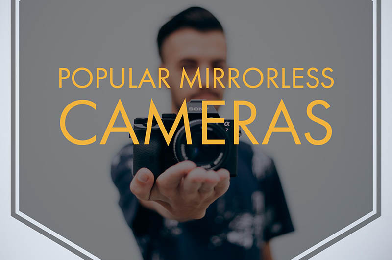 Most Popular Mirrorless Cameras