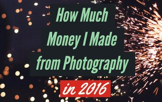 How much money photographers make