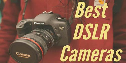 Popular DSLR Cameras