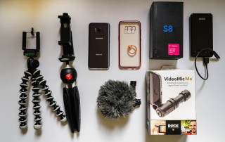 Smartphone video accessories