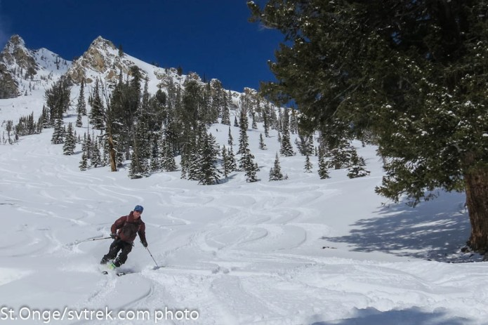 Sun Valley Trekking-backcountry-ski-sawtooth-Bench Hut-Fishook Yurt-43