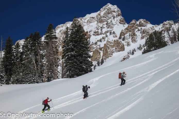 Sun Valley Trekking-backcountry-ski-sawtooth-Bench Hut-Fishook Yurt-54