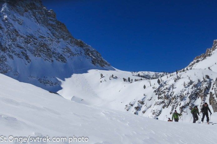 Sun Valley Trekking-backcountry-ski-sawtooth-Bench Hut-Fishook Yurt-76