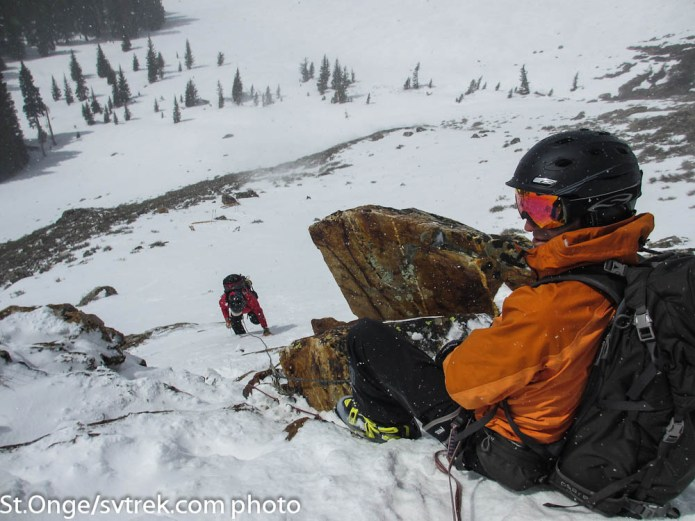 Pioneer Mountains Ski Mountaineering-39
