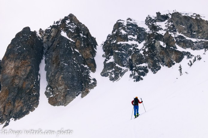 The Shovel Couloir