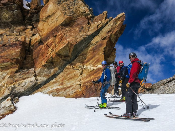 Getting ready for the steeps