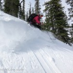 Chainsaws, Powder, Peaks and Cave Skiing at the Annual Sawtooth Woodcut