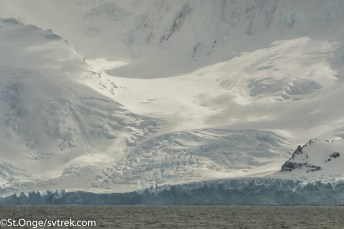 Livingston Island and it's spectacular glaciers