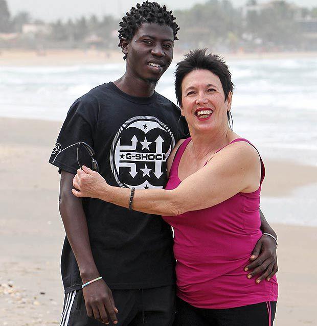 Luanda british women dating 5