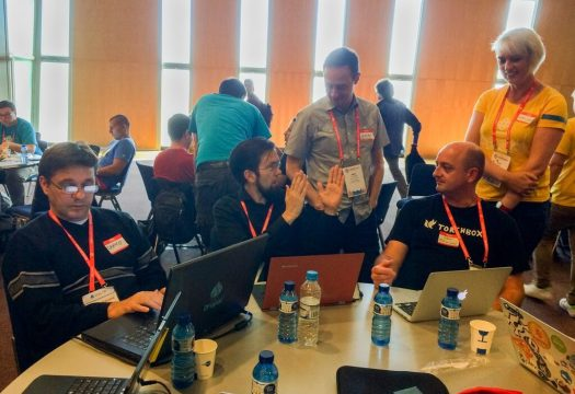 Mentored code sprint at DrupalCon Barcelona 2015
