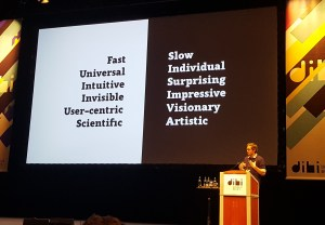 The contradicting list of what good design can be