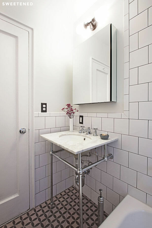 Two Washington Heights Bathroom Renovations