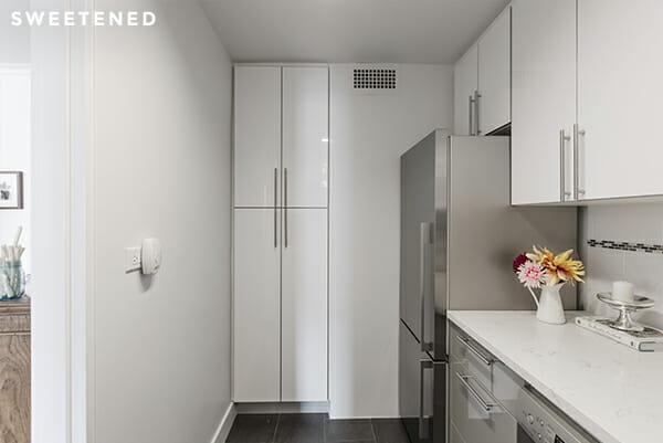 Lisa Sweetened Upper East Side Kitchen Homeowner Guest Post